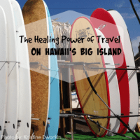 Healing Power of Travel