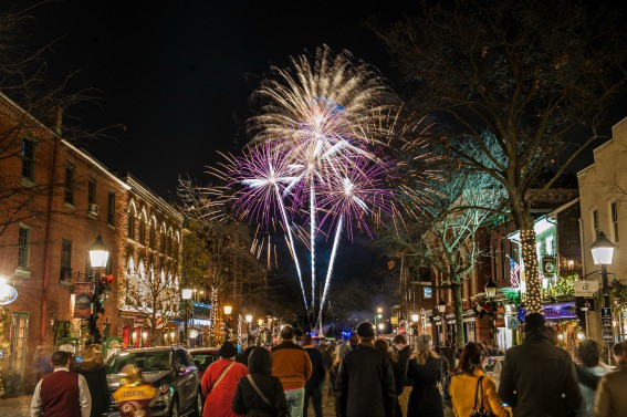 First Night Alexandria New Year's Eve