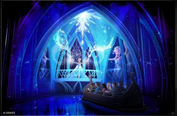 Disney Frozen Ever After