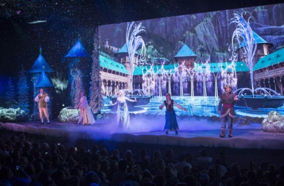 Disney Frozen Sing Along