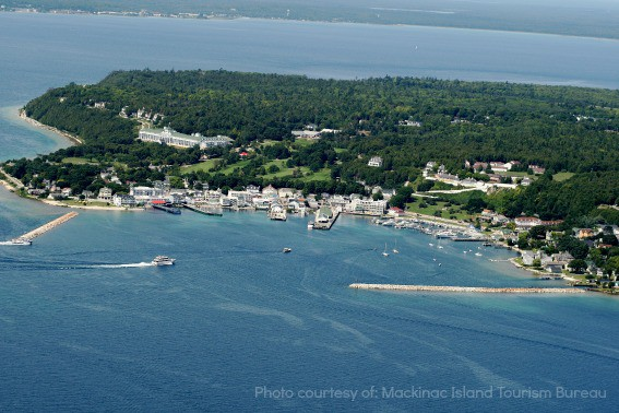 Mackinac Island Midwest Island Getaway Michigan