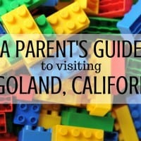A Parent's Guide to LEGOLAND, California