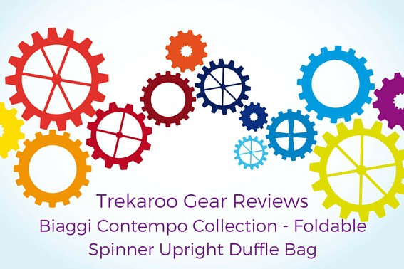 Gear Review: Biaggi Collection - Zipsak Spinner Upright ...