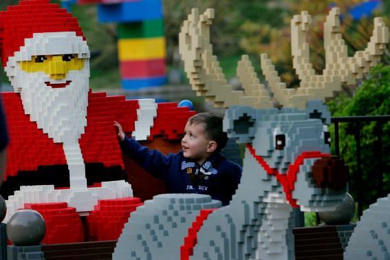 (AP Photo Sandy Huffaker, Legoland)