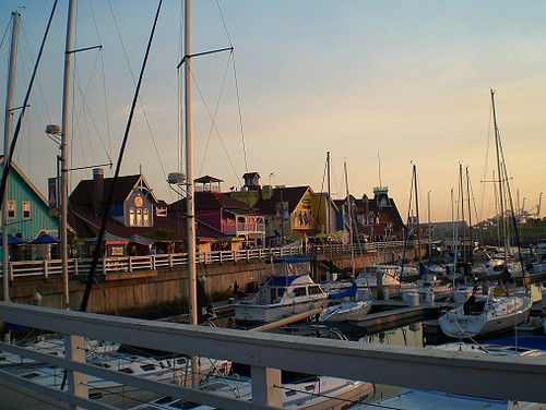 Shoreline Village Long Beach: one of the top things for your family to do in Long Beach