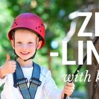 best ziplines for kdis