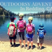 Outdoorsy Adventures in Redding, CA