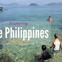 Exploring the Philippines with Kids #philippines #internationaltravel
