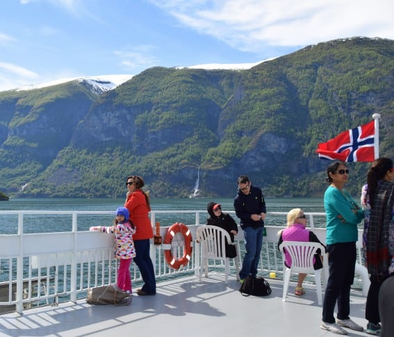 Norway ferry