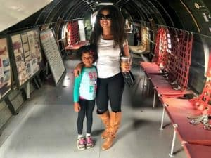 family-friendly-activities-in-camarillo-ca-inside-of-a-war-plane-at-the-wwii-commemorative-air-force-museum-honey-and-lime