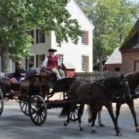 bigstock-Horse-drawn-carriage-rides-in--106718072